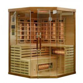 Rohová infračervená sauna GH6223