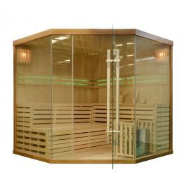 Rohová finská sauna GH 6307