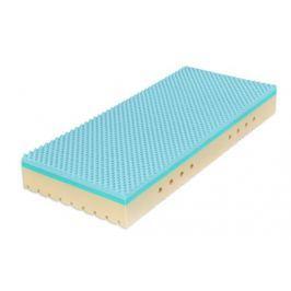 Matrace 1+1 zdarma Tropico Super Fox blue Wellness 80 x 200 cm 26 cm