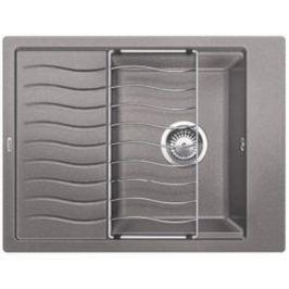 Dřez Blanco ELON45S 65x50 cm aluminium 521000