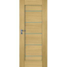 Interiérové dveře Aura 60 cm, pravé, otočné AURAJ60P