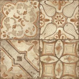 Dekor Fineza Barro mix patch 30x30 cm, mat BARROD64N
