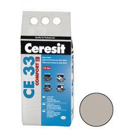 Spárovací hmota Ceresit CE 33 šedá 2 kg CG1 CE33207