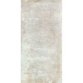 Dlažba Fineza Cement Look bílá 60x120 cm, mat, rektifikovaná CEMLOOK612WH
