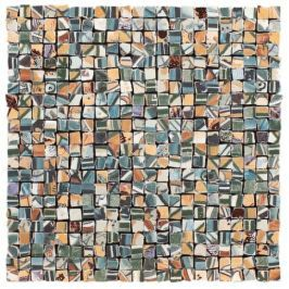 Mozaika Del Conca Corti di Canepa mix signore mix 30x30 cm, lesk CMSIMIXMOZ