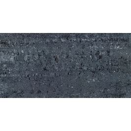 Dlažba Fineza Dafne černá 30x60 cm, leštěná, rektifikovaná DAFNE36BK