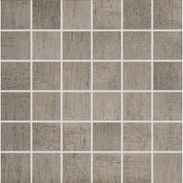Mozaika Dom Khadi grey 33x33 cm mat DKHX40