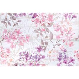 Dekor Ceracasa Velvet mix barev Floral 50x73 cm, lesk DFLORAL