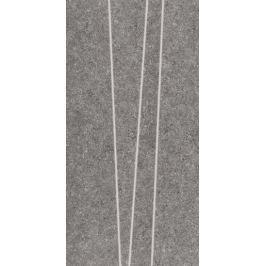 Dekor Rako Rock tmavě šedá 30x60 cm, mat, rektifikovaná DDVSE636.1