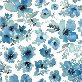 Dekor Peronda Granny mix barev Flora 75x75 cm, lesk DGRANNYF3