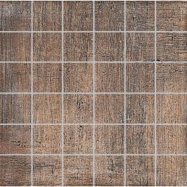 Mozaika Dom Khadi red 33x33 cm mat DKHX50