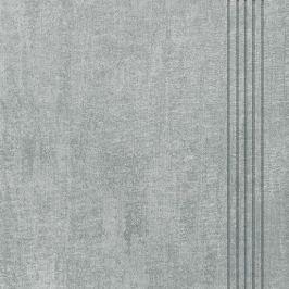 Schodovka Multi Tahiti světle šedá 33x33 cm, mat DCP3B513.1