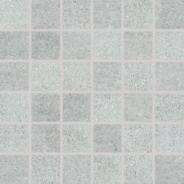 Mozaika Rako Cemento šedá 30x30 cm, mat, rektifikovaná DDM06661.1