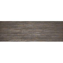 Dlažba Dom Canvas black 16x50 cm, mat, rektifikovaná DCA1670R
