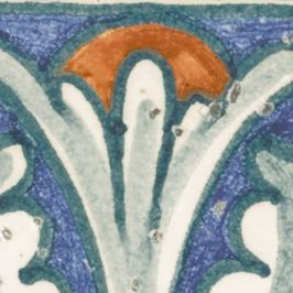 Dekor Del Conca Corti di Canepa mix 20x20 cm, lesk DCMSIGNORIEG