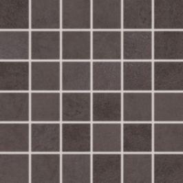 Mozaika Rako Clay hnědá 30x30 cm mat DDM06641.1