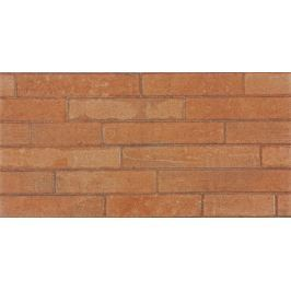 Dlažba Rako Brickstone červenohnědá 30x60 cm, mat, rektifikovaná DARSE689.1
