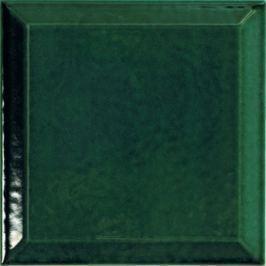 Dlažba Tonalite Diamante verdone diamant 15x15 cm, lesk DIA569