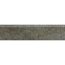 Sokl Rako Como hnědá 8x33 cm, mat DSAL3694.1