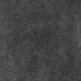 Dlažba Rako Base R černá 60x60 cm, mat, rektifikovaná DAR63433.1