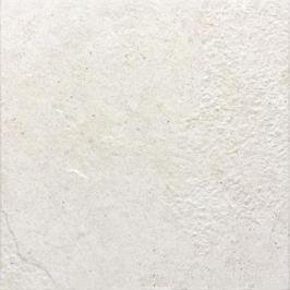 Dlažba Rako Como bílá 33x33 cm, reliéfní DAR3B692.1