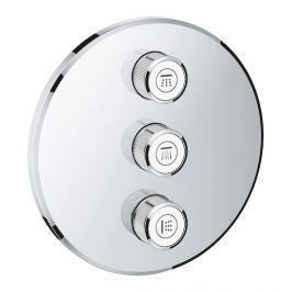 Termostat Grohe Smart Control bez podomítkového tělesa chrom 29122000
