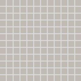 Mozaika Rako Color Two šedá 30x30 cm, mat GDM02110.1