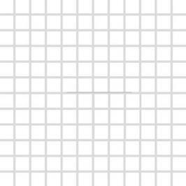 Mozaika Rako Color Two bílá 30x30 cm, lesk GDM02052.1