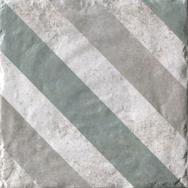Dlažba Cir Havana verde 20x20 cm, mat HAV22PV