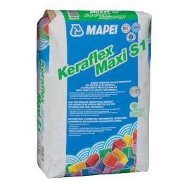 Lepidlo Mapei Keraflex Maxi S1 Low Dust 25 kg šedá (C2TE S1) 1202625