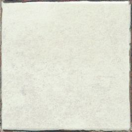 Dlažba Realonda Sintra Lisbon white 16x16 cm, mat LISBON