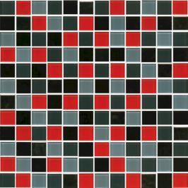 Skleněná mozaika vícebarevná 30x30 cm lesk MOS25MIX9