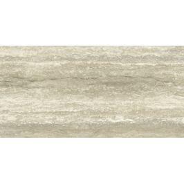 Dlažba Graniti Fiandre Marmi Maximum travertino 37,5x75 cm, leštěná, rektifikovaná MML23673