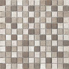 Skleněná mozaika Premium Mosaic béžová 30x30 cm mat MOSV23BR