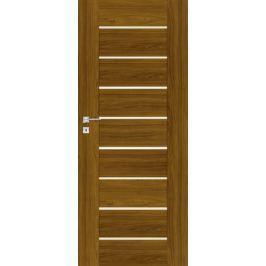 Interiérové dveře NATUREL Perma pravé ořech karamelový 60cm - PERMAOK60P