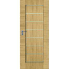 Interiérové dveře Naturel Perma pravé 60 cm jilm PERMAJ60P