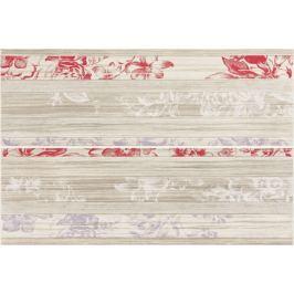Dekor Rako Charme šedá 20x60 cm, mat WITVE036.1