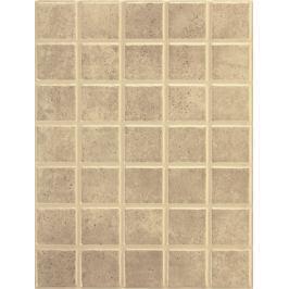 Dekor Rako Patina šedá 25x33 cm, mat WARKB232.1