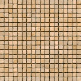 Kamenná mozaika Premium Mosaic Stone béžová 30x30 cm mat STMOS15CRW