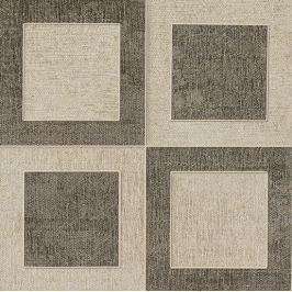 Dekor Dom Tweed brown box 29,6x29,6 cm, mat DTWB26