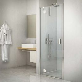 Sprchové dveře 120x201 cm Roth Hitech Line chrom lesklý 287-1200000-06-02