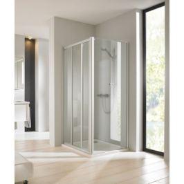 Sprchové dveře 90x190 cm Huppe Next chrom matný SIKONEXTD390STE100