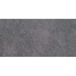dlažba RAKO KAAMOS černá 40x80 rekt. DAK84588.1