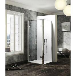 Sprchové dveře 120x200 cm Huppe Solva pure chrom lesklý ST4110.092.322