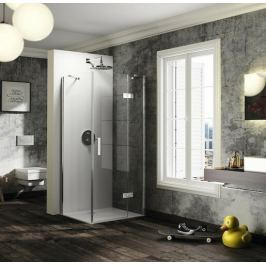 Sprchové dveře 110x200 cm pravá Huppe Solva pure chrom lesklý ST0711.092.322