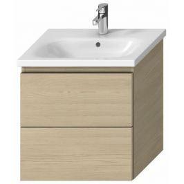 Koupelnová skříňka pod umyvadlo Jika Mio-N 57x44,5x59 cm jasan H40J7144013421