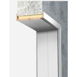 Obložková zárubeň Naturel 60 cm pro tloušťku stěny 30-34 cm bílá pravá O8BF60P
