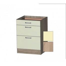 Kuchyňská skříňka spodní Multi Betty 60x82x56 cm vanilka 5334689