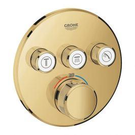 Termostat Grohe Grohtherm SmartControl bez podomítkového tělesa Cool Sunrise 29121GL0