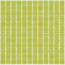 Skleněná mozaika Mosavit Monocolores Verde 30x30 cm lesk MC303